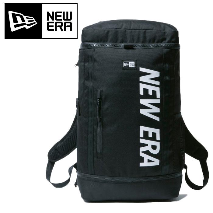 ニューエラ リュック バックパック ボックスパック ロゴ ブラック 26L 大容量 11901528