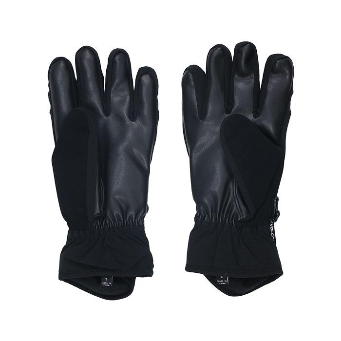 ボルコム VOLCOM グローブ ブラック 手袋 スノーボード 五本指 パイプグローブ J68521JA