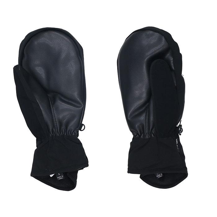 ボルコム VOLCOM グローブ スノーボード ミトングローブ ブラック 手袋 防寒 J68521JA