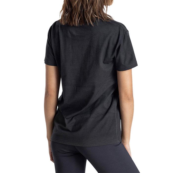 ロキシー Tシャツ BOX ROXY レディース トップス カジュアル 半袖 ボックスロゴ RST201079 ブラック