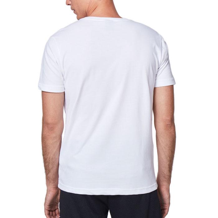 オークリー メンズ 半袖 スポーツ Tシャツ アウトドア トップス 吸汗速乾 ホワイト OAKLEY FOA401423