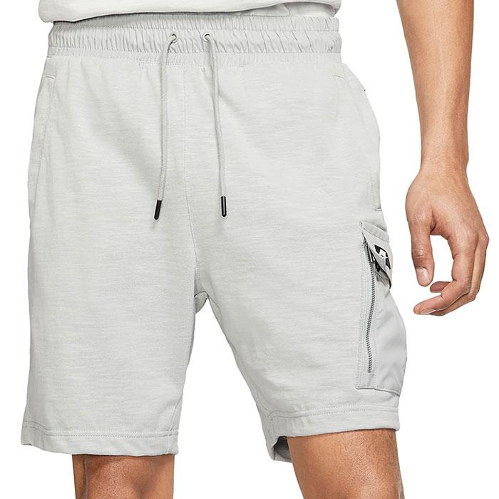 ナイキ パンツ メンズ ハーフパンツ ジャージ ショート スポーツウェア グレー BV3117 077