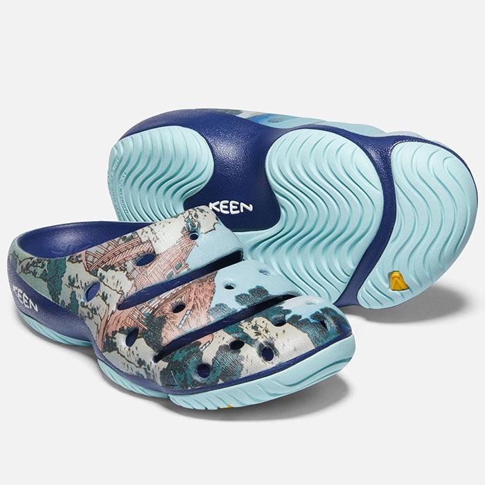 キーン スリッポン ヨギ アーツ メンズサンダル シューズ KEEN YOGUI ARTS 1024636