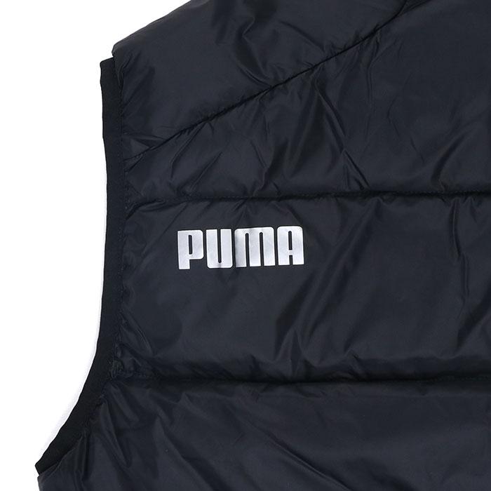 PUMA プーマ パッカブル LITE ダウンベスト メンズ 580886 軽量 アウター ブラック