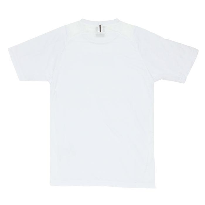 オークリー トレーニング Tシャツ メンズ 半袖 スポーツ 吸汗速乾 ホワイト OAKLEY FOA401653