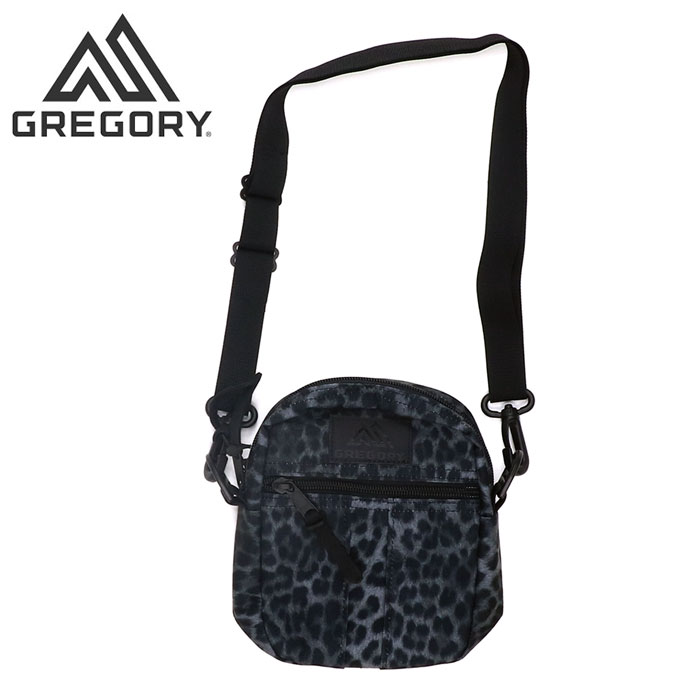 グレゴリー ショルダーバッグ クイックポケットM カジュアル GREGORY 2L ポーチ ブラック 654599017