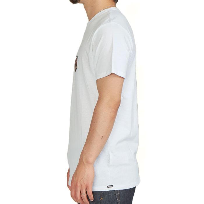 ボルコム Tシャツ ストリート メンズ 半袖 コットン サーフ トップス カジュアル VOLCOM AF431200