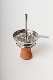 【NEW】Original Stainless Pan Head &Turkish Style Bowl Setステンレスパンヘッド&ターキッシュスタイルボウルセット(ヒートマネージメントシステム)