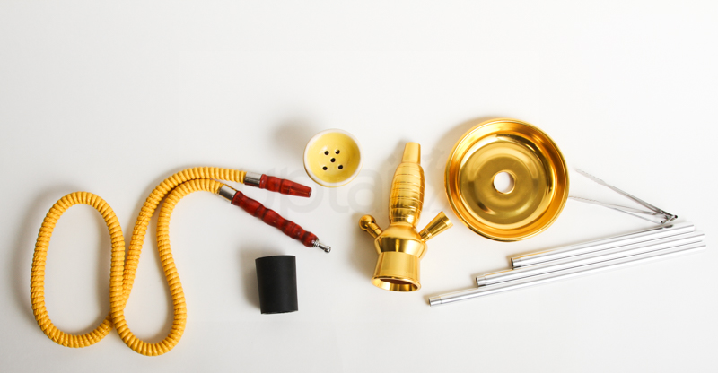 "Jenny Hookah ""Bottle Joint Kit""ジェニーフーカ(Gold)"