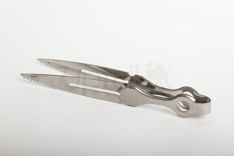 Perican stainless steel Tong ペリカンステンレストング (Silver)23cm