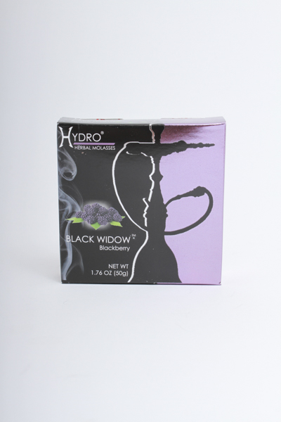 Hydro Herbal Black Widow(ブラックベリー) 50g