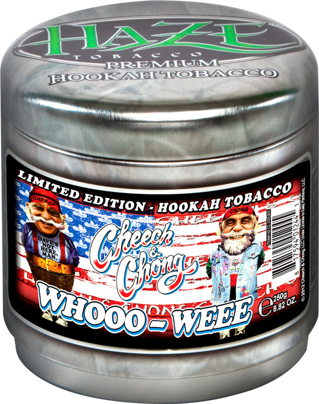 HAZE Tobacco Cheech&Chong WHOOO-WEEE(メドレーオブシトラス)100g