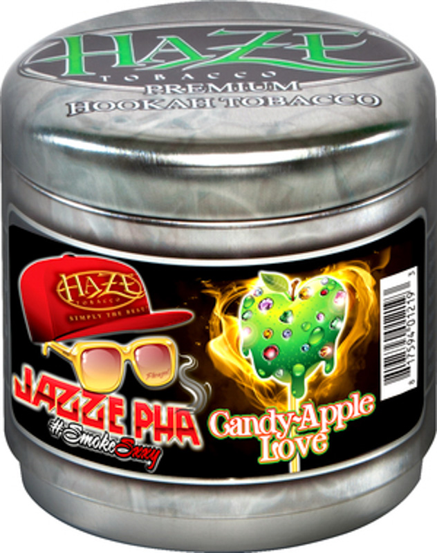 HAZE Tobacco JAZZE PHA Candy Apple Love(キャンディーアップル)100g