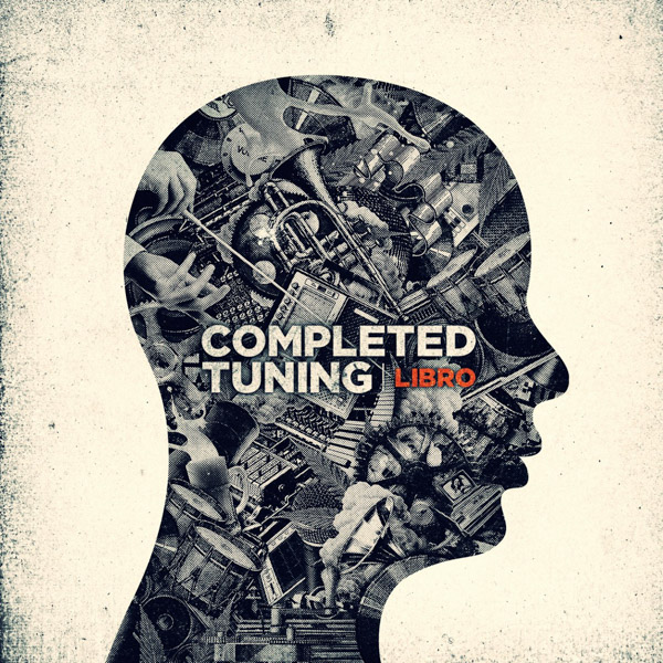 LIBRO - COMPLETED TUNING [CD] AMPED MUSIC (2014)