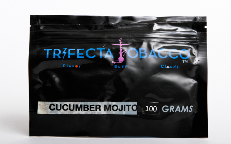 Trifecta Tobacco Cucumber Mojito  (キューカンバモヒート) 100g