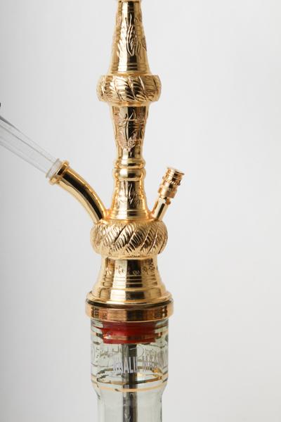 Khalil Mamoon Messi  Hookahハリルマムーン(メッシモデル)GOLD80cm