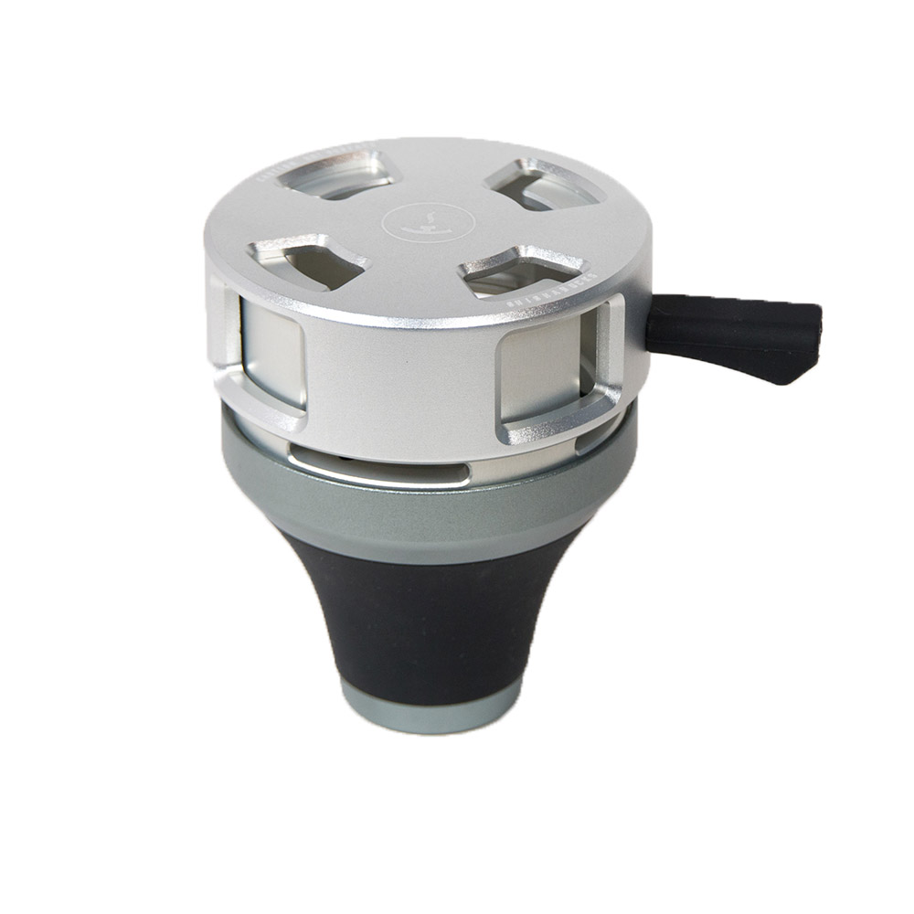 "【NEW】SHISAHABUCKS ""Premium Stratus Heat Management Device""シーシャバックスヒートマネージメント(Silver)"