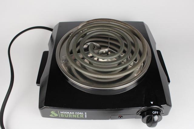 Fumari Single Electric  Burner フマリ電気式チャコールバーナー