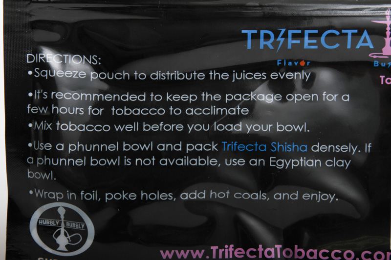 Trifecta Tobacco Moro Zest  (モロゼスト) 100g