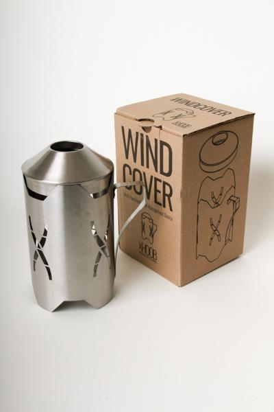 "【SALE】HOOB HOOKAHS ""Hoob Windcover | Heat Management Device""フーブウインドカバー(シルバー)21cm"