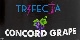Trifecta Tobacco  Concord Grape (コンコードグレープ) 100g