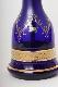 "【NEW】Regal Hookah ""Prince""V3 Egermann Bohemian Vase (24K) リーガルフーカ クイーン エーゲルマン ボヘミアベース 62cm(Red)"
