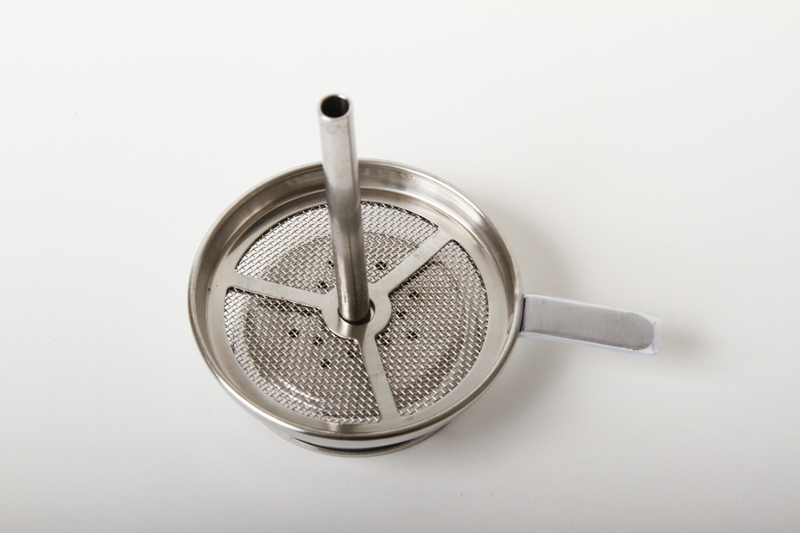 【NEW】Original Stainless Pan Head ステンレスパンヘッド(ヒートマネージメントシステム)