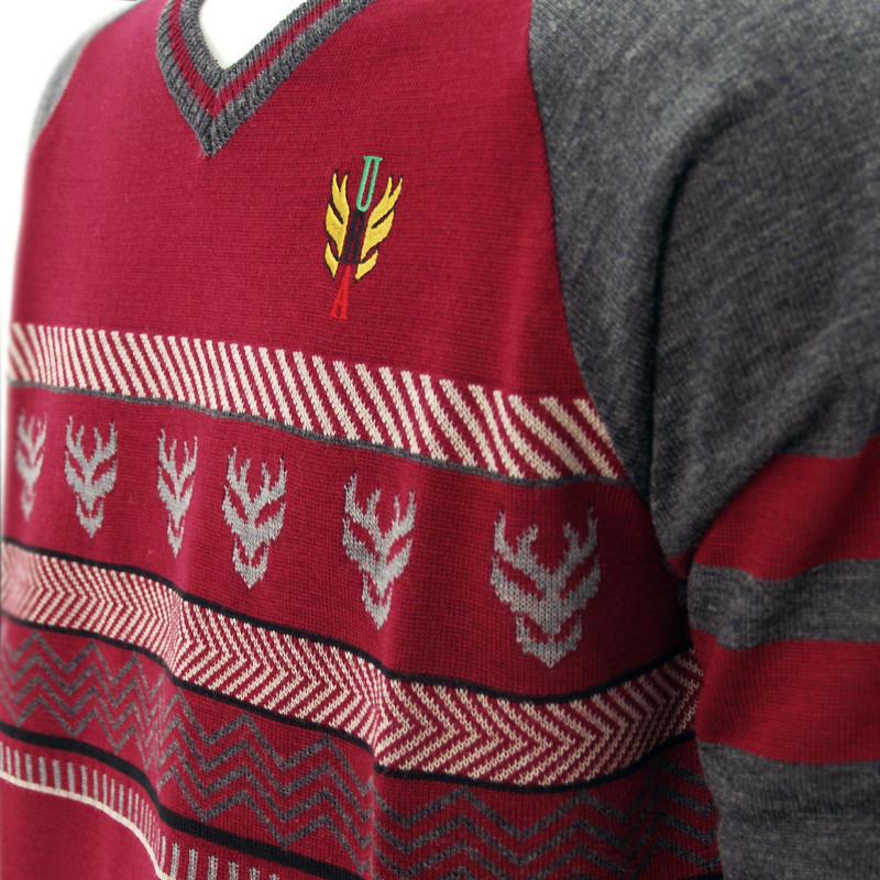 URA Vネックセーター URA01114