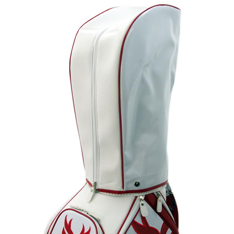 URAキャディバッグ 2014年限定モデル ホワイト