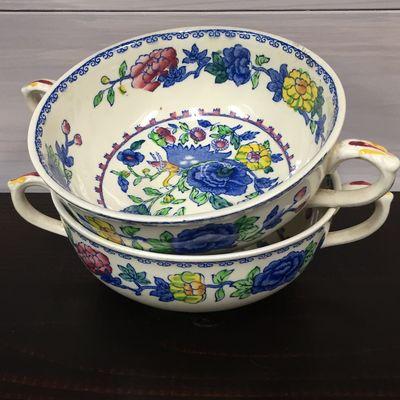 Mason's 'Regency' スープ皿