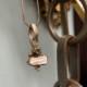 バロックパールのネックレス