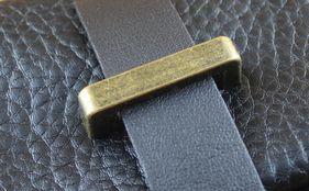 ◆P-34-2◆【留め具】大サイズ バッグなどのベルト通し金具 4組セット【梱包スペース2】