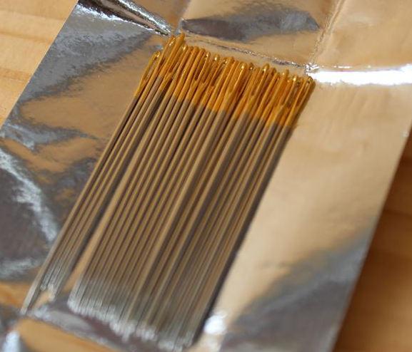 ◆S-13◆【手縫い針】25本入りでこの価格!使いやすいサイズです♪【梱包スペース1】