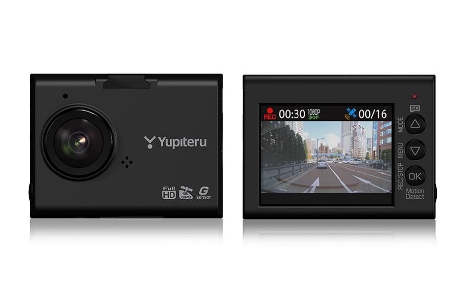 ユピテル ドライブレコーダー DRY-ST5100d
