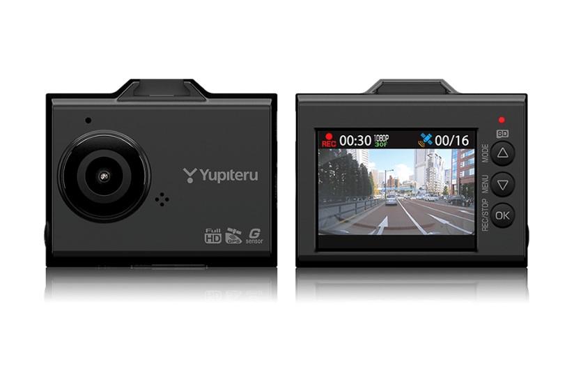 ユピテル ドライブレコーダー SN-ST5200d