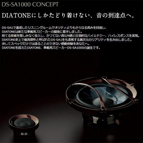 DIATONE DS-SA1000
