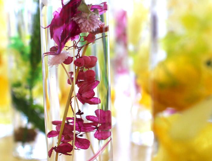 一番人気 [花うるるハーバリウム] 選べる5色