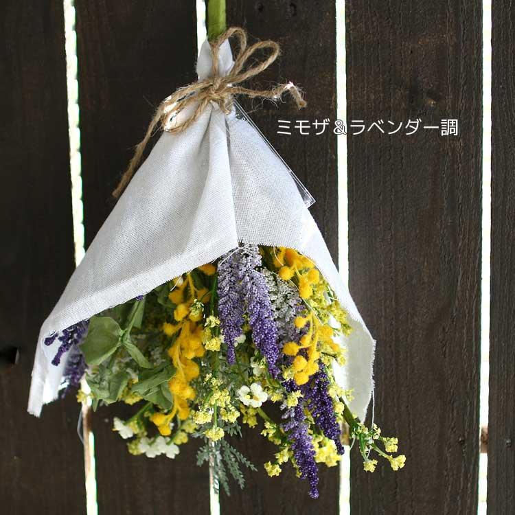 【送料無料】フェイクフラワー(造花)スワッグ