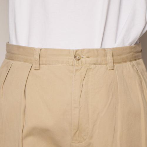 ・Polo Ralph Lauren/2Tuck Chino Pants(ラルフローレン チノパンツ)/サイズW32 [z-2545]