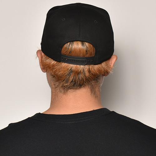 New Era/9Fifty Snap Back Cap/Las Vegas Raiders Block Logo(ニューエラ キャップ)ブラック [a-4079]