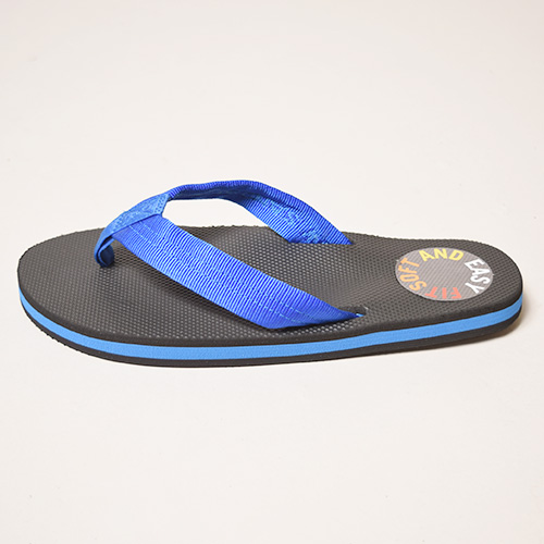 Rainbow Sandals/Classic Rubber Sandal(レインボーサンダル サンダル)ブルー×ブラック [a-3227]