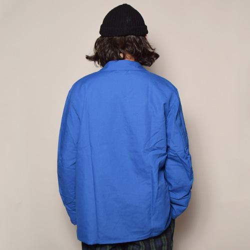 Red Kap×US/Lapeled Jacket(レッドキャップ×アス ラペルドジャケット)ブルー [a-3643]