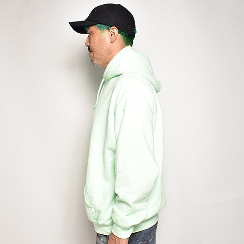 Towncraft/Vintage Washed Pullover Hoodie(タウンクラフト プルオーバーパーカー)ミントグリーン [a-5357]