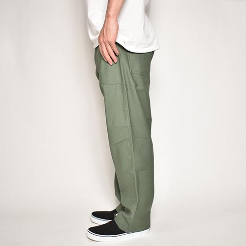 Earl's Apparel/4Pocket Fatigue Pants(アールズアパレル ファティーグパンツ)オリーブ [a-4894]