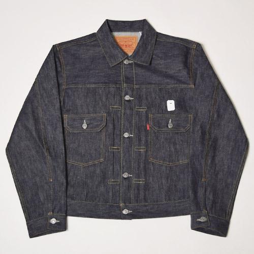 Levi's Vintage/507 1952Model Type2nd Jacket(リーバイス デニムジャケット)リジットインディゴ [a-0748]