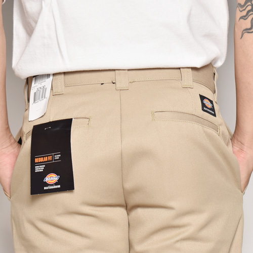 Dickies Skateboarding/874 Work Pants(ディッキーズスケート ワークパンツ)デザートカーキ [a-5364]