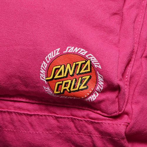 Santa Cruz/Boardwalk Back Pack(サンタクルーズ バックパック)ピンク [a-2986]