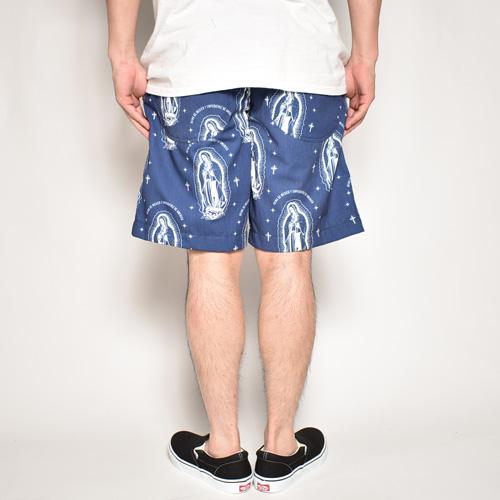Guadalupe Easy Short Pants(グアダルーペ イージーショーツ)ネイビー [a-4903]