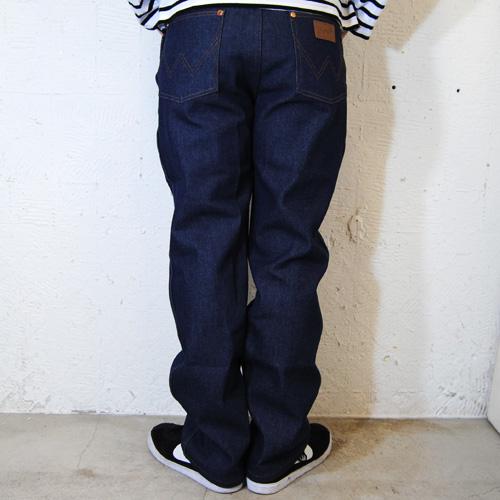 Wrangler/936 Slim Fit Jeans(ラングラー スリムフィットデニム)リジッド [n-5171]
