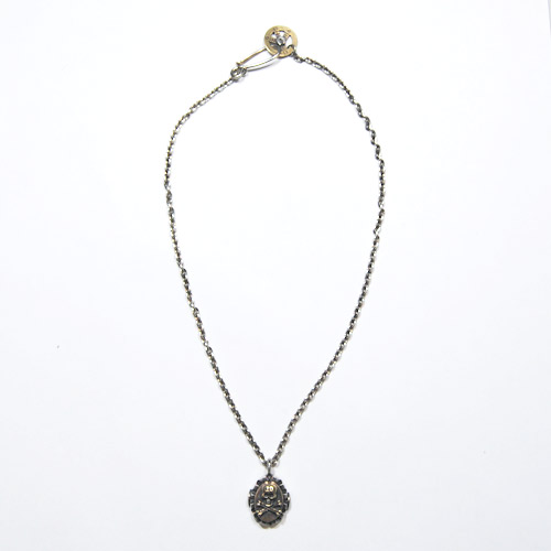 US 10th Anniversary Limited Necklace/Massive Mexican Necklace(アス 10thアニバーサリー メキシカンネックレス)[n-4784]